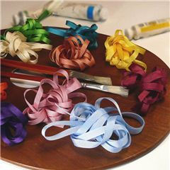 Grosgrain Plain Ribbons