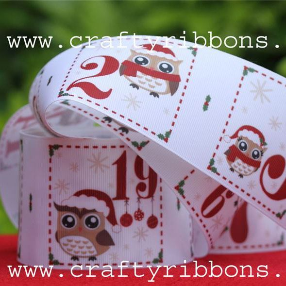 Owl Advent Pockets
