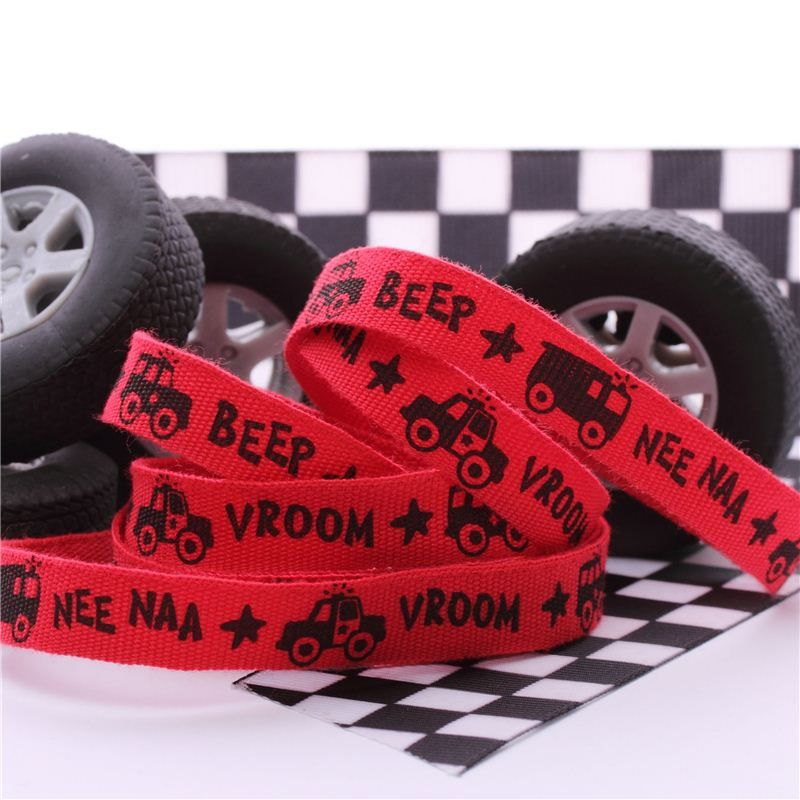 Twill Car Ribbon