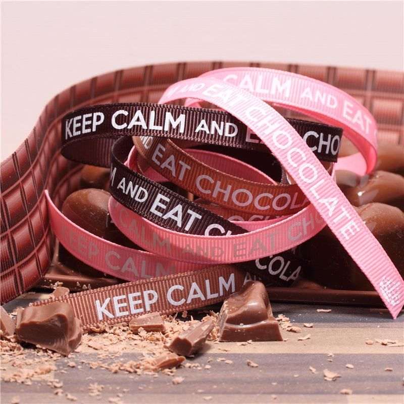 Keep Calm Chocolate