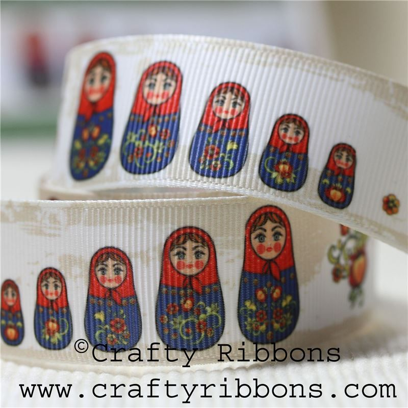 Russian Doll Ribbon
