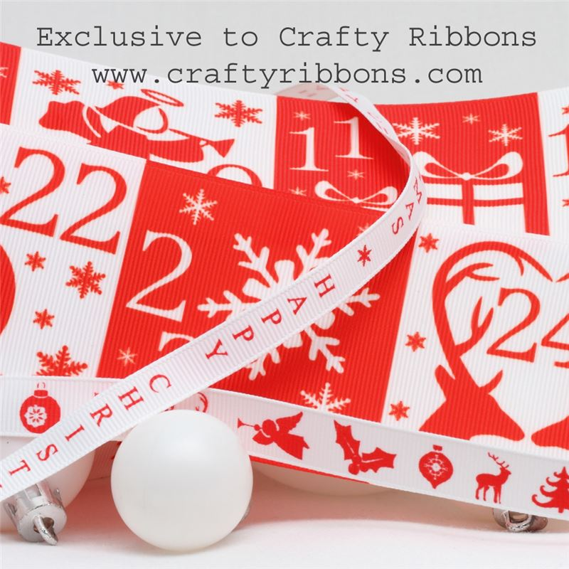 2018 Christmas Ribbons