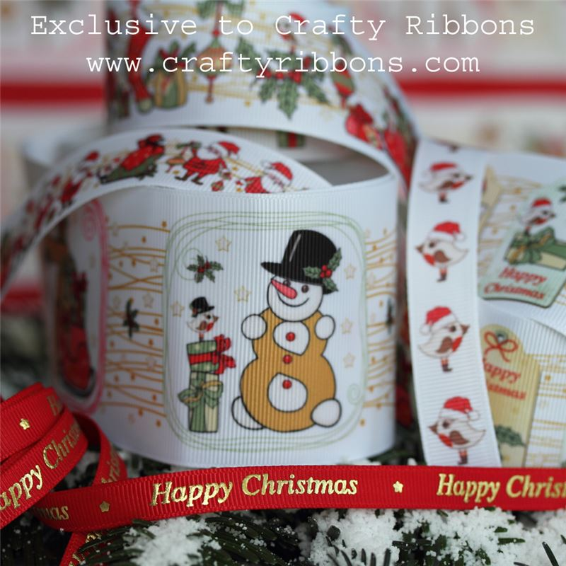 2016 Christmas Ribbons