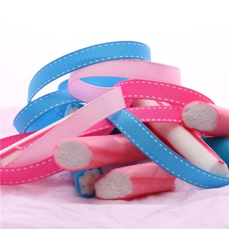 Candy Saddle Stitch