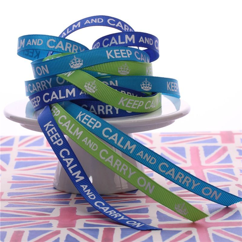 Keep Calm Ribbons