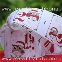 Order  Christmas Owl - Advent Pockets