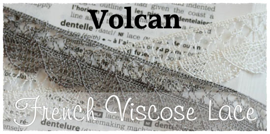 viscose french lace