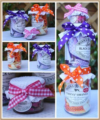 Jam Pot Ribbons - WANT IT ALL