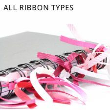 All Ribbon Types