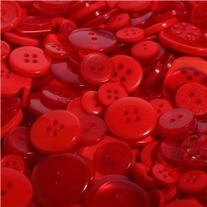 Basics 2 Go Buttons - Red