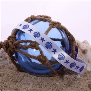 Nautical Ribbons - Sea Shell Sm