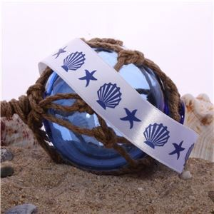 Nautical Ribbons - Sea Shell