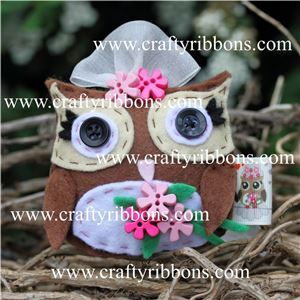 Wedding Owl Ribbon - Pippa Bride Kit