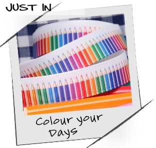 colour your days ribbons