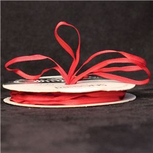 3mm Taffeta Ribbon Wine