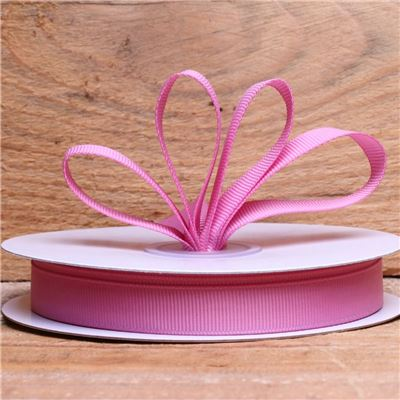 Basics 2 Go Grosgrain Ribbon - 13mm Wild Rose