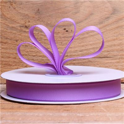 Basics 2 Go Grosgrain Ribbon - 13mm  Hyacinth
