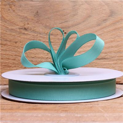 Basics 2 Go Grosgrain Ribbon - 13mm  Celedon