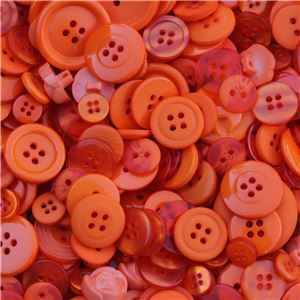 Basics 2 Go Buttons - Orange