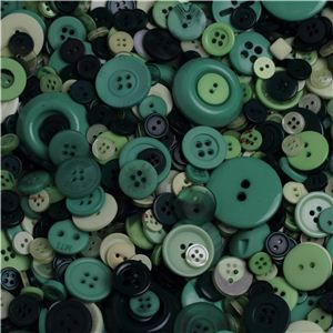 Basics 2 Go Buttons - Green