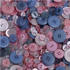 Basics 2 Go Buttons - Nursery