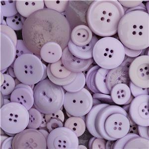 Basics 2 Go Buttons - Lilac