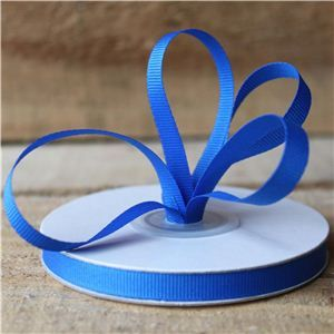 Basics 2 Go Grosgrain Ribbon - 7mm Electric