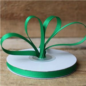 Basics 2 Go Grosgrain Ribbon - 7mm Emerald