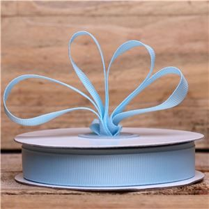Basics 2 Go Grosgrain Ribbon - 16mm Lt Blue