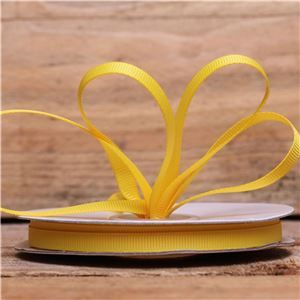 Basics 2 Go Grosgrain Ribbon - 6mm Daffodil