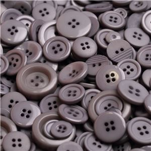 Basics 2 Go Buttons - Grey
