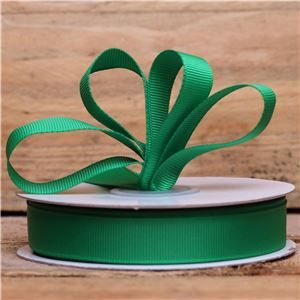 Basics 2 Go Grosgrain Ribbon - 16mm Emerald