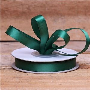 Basics 2 Go Satin Ribbon - 9mm Forest Green