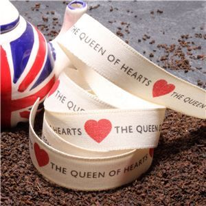 British Ribbon - Queen of Hearts