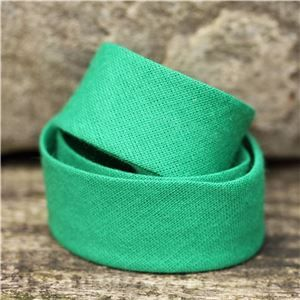 Bias Binding Plain - 057 Emerald