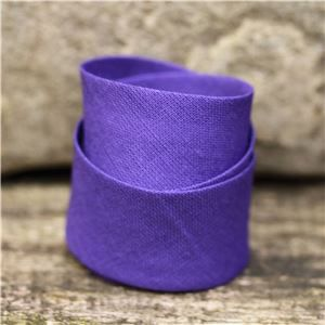 Bias Binding Plain - 071 Violet