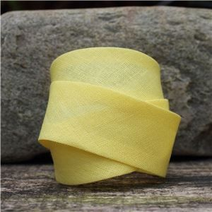Bias Binding Plain - 052 Lemon
