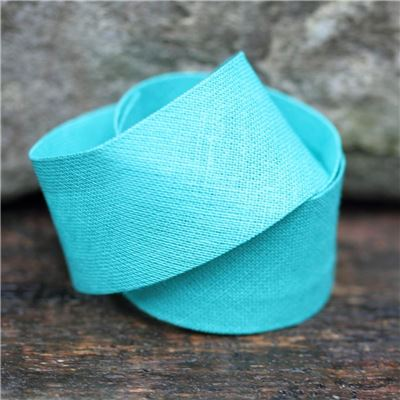 Bias Binding Plain - 049 Teal