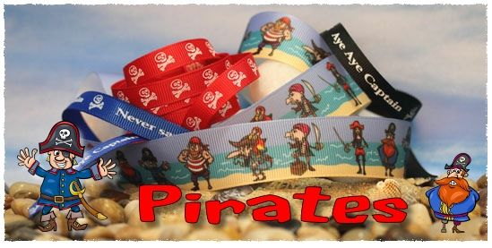 pirate ribbons