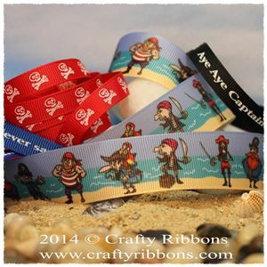Pirate Ribbons - WANT IT ALL