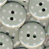 Spotty Button - Mint