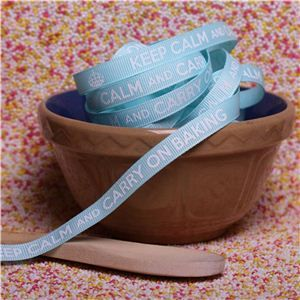 Bake Ribbons - Carry on Baking Mineral Ice