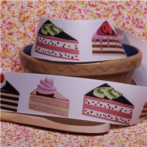 Bake Ribbons - Cake Slice Large