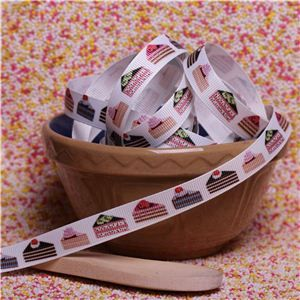 Bake Ribbons - Cake Slice Small