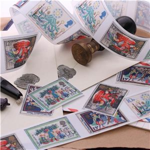 Christmas Ribbons - Stamps