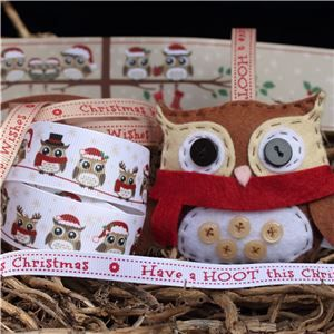 Christmas Owl Collection - WANT IT ALL