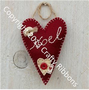 Christmas Kit - Noel Heart Kit