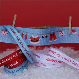 Wash Day Ribbon - WANT IT ALL
