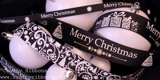 Classic Christmas Ribbon