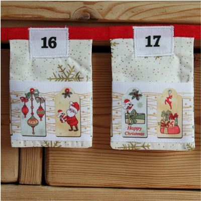 Bunting Kit - Santa Grotto Tags